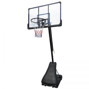 image of basketball stand